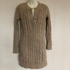 Kersh Sweater Dress Sz M